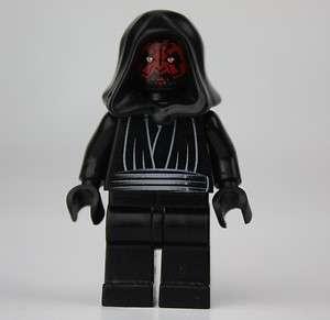 Lego Figur Star Wars Darth Maul selten und rar Sammlerfigur Figuren1x