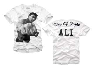 MUHAMMAD ALI CASSIUS CLAY WEISS G/L BOXEN BOXING ICON FIGHT