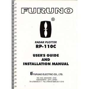 Furuno RP110C Users Guide and Installation Manual GPS & Navigation