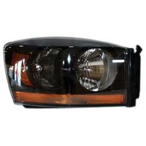 TYC 20 6747 90 Dodge Ram Passenger Side Headlight Assembly