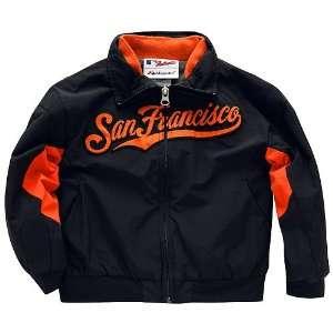 San Francisco Giants Toddler Therma Base Triple Peak Premier Jacket