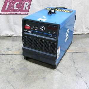 MILLER DELTAWELD 452 WELDING POWER SOURCE MIG WELDER 903394
