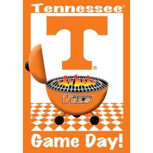 Volunteers Vols UT Game Day Tailgating Flag: Sports & Outdoors