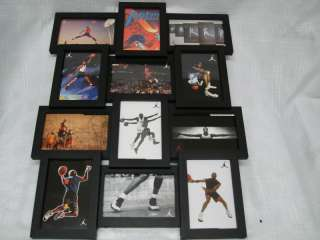 NIKE AIR JORDAN RETRO CARD DISPLAY PLAQUE IIIVX CDP DMP
