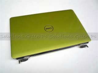 NEW Dell Inspiron 1545 Green LCD Back Cover P/N N3G5P