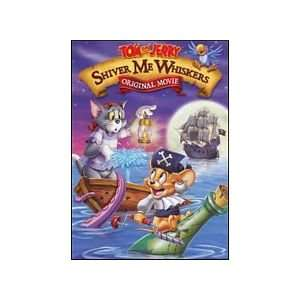 Tom and Jerry: Shiver Me Whiskers DVD: Toys & Games