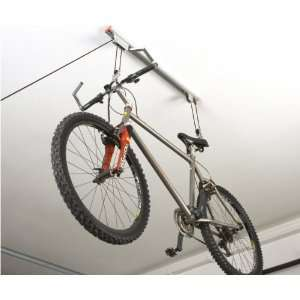 Plus Roof Mounted Aluminum Bike/Cycle and Ladder Lift: Home & Kitchen