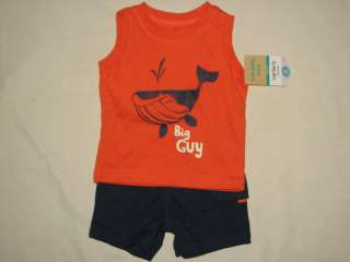 NWT Infant Boy Spring Summer Clothes 3 6 month Lot NEW