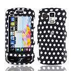Polka Dot Faceplate Hard Shell Cover Phone Case for Samsung Rogue U960