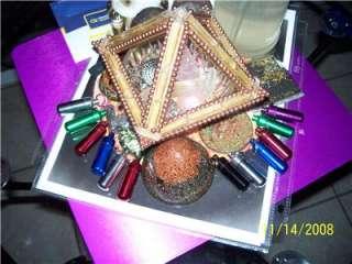 Orgone, tesla shield, shield, pendant, tesla, orgonite, pyramid