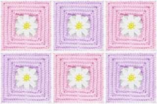Daisy Daze Baby Quilt Pattern - CuteQuiltPatterns.com