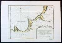1747 Bellin Antique Map of Benguela Prov. Angola Africa