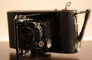 Kodak Bimat Junior 620 Series II Vintage Folding Camera