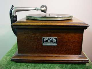 1915 Victor Talking Machine Phonograph Victrola VV VI   Working Great