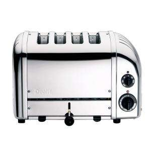 Dualit New Gen Classic 4 Slice Toaster Chrome 40415 at The Home Depot
