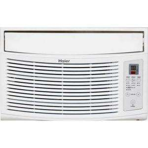 Air Conditioner With Remote in White ESA 406K