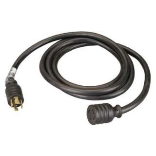 Reliance Controls 10 ft. 30 Amp Generator Power Cord PC3010 at The