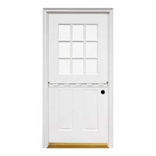 Door with Shelf and 4 9/16 in. Jamb Set SH D9X 30 LH at The Home Depot
