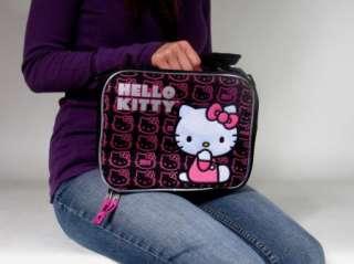 Cute Sanrio Hello Kitty Cute Lunch Box Tote Hand Bag Purse Pink