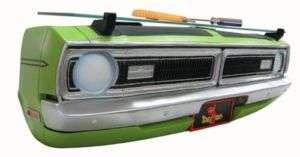 1971 Dodge Crysler Mopar Demon 3D Front End Wall Shelf