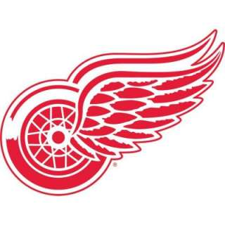 Fathead 49 In. X 36 In. Detroit Red Wings Logo Wall Appliques FH64