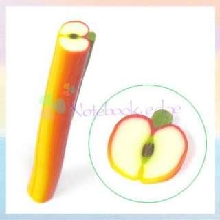 Fimo Clay Fruit Cane Stick DIY Nail Art Tips Decoration