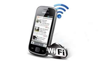 Samsung Galaxy Gio (S5660) Smartphone (8,13 cm (3,2 Zoll) Touchscreen