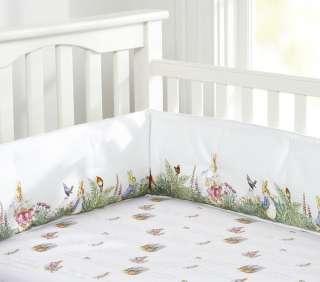 Quiltex Peter Rabbit Comforter Baby Crib Nursery Bedding