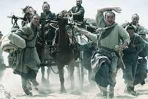 Konfuzius   Nur seine Weisheit war noch mächtiger als sein Schwert