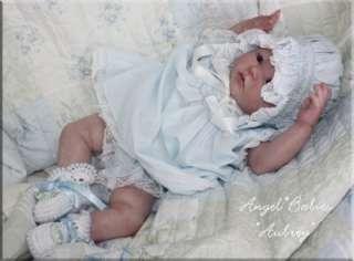 Reborn Supplies Vinyl Doll Kit 20 Baby AUBREY Realistic by Denise