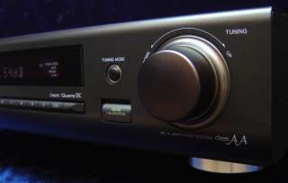 HiFi Synthesizer Tuner TECHNICS ST GT550 RDS AM/FM Stereo Class AA ST