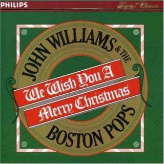 We Wish You a Merry Christmas Boston Pops