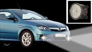 LED Tagfahrlicht Scheinwerfer Opel Tigra Twintop 2004