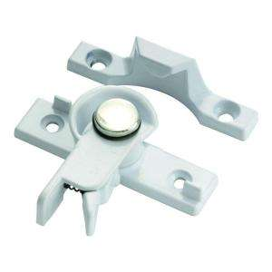 First Watch Security Cam Action White Safety Sash Window Lock 1428 at