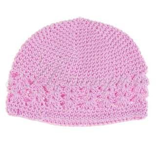 Baby Toddler Kid Knit Crochet Beanie Skull Kufi Hat Cap |