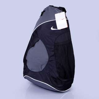 Authentic NIKE Sling One Strap Backpack Gym Travel School Pack Bag