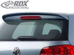 Heckspoiler VW Golf 6 Dachspoiler Spoiler