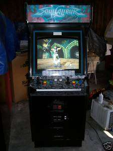 Soul Calibur Arcade Game
