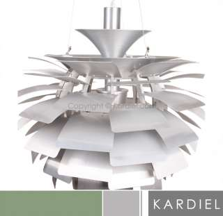 LAMP SILVER 23.6 modern retro pendant ceiling lighting arco ph