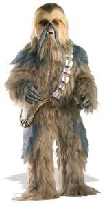Star Wars Movie Dlx Chewbacca Halloween Mascot Costume