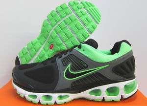 MENS NIKE AIR MAX TAILWIND+ 3 [415370 008] BLK GREEN
