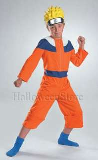 Naruto Quality Child Costume Small 4 6X