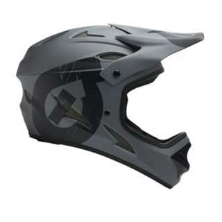 661 Comp 2 Full Face DH BMX Helmet 2011 Grey Black S