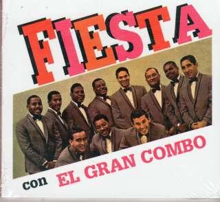 EL GRAN COMBO FIESTA CON EGC CANTAN ANDY & PELLIN CD