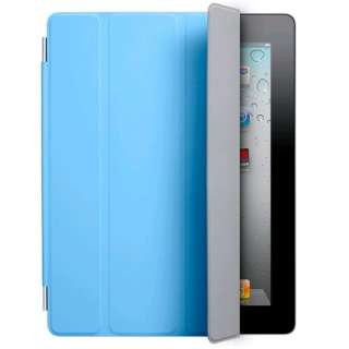 MC942LLA Smart Cover SmartCover Magnetic Case for iPad 2 Blue