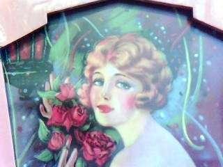 Art Deco Celluloid Vanity Set 14 Pieces w/ Rhinestones