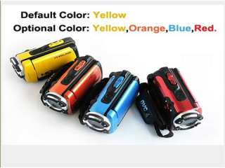 2012 Waterproof Water proof 16MP HD 1080P Digital Video Camcorder