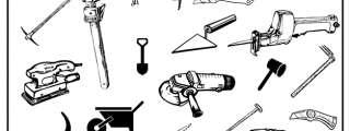 TOOLS CLIPART  VINYL CUTTER PLOTTER  VECTOR CLIP ART CD