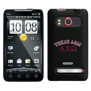 Texas A&M Alpha Chi Omega on HTC Evo 4G Case: Electronics