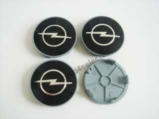 Wheel Center Caps 68mm OPEL/VAUXHALL ASTRA CORSA VECTRA